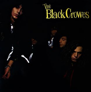 Black Crowes (The) ‎- Shake Your Money Maker (LP) (VG/VG-) (1)